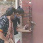 আবারও তালা ভেঙে হলে ঢুকলেন জাবি ছাত্রীরা