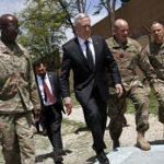 আফগানিস্তানে মার্কিন প্রতিরক্ষামন্ত্রীর অপ্রত্যাশিত সফর