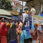 রুপগঞ্জে লাখো মানুষের প্রশংসায় ভাসছে রংধনু গ্রুপের 'জনবান্ধব গাড়ি'