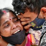 ভারতে ২৪ ঘণ্টায় ৮১৭ মৃত্যু, শনাক্ত ৪৫৯৫১