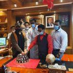 দেশের কল্যাণে প্রশংসনীয় ভূমিকা রাখছে রংধনু গ্রুপ : সায়েম সোবাহান আনভীর