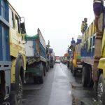 ঈদযাত্রা : ঢাকা-টাঙ্গাইল মহাসড়কের ২৩ কিমি অংশে যানজট