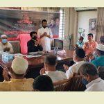 রুপগঞ্জে ২১ আগস্টে গ্রেনেড হামলায় নিহতদের স্মরণে আলোচনাসভা ও দোয়া মাহফিল অনুষ্ঠিত