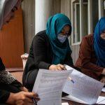 পুরুষের সঙ্গে 'কাজ করতে পারবে না' আফগান নারীরা : তালেবান
